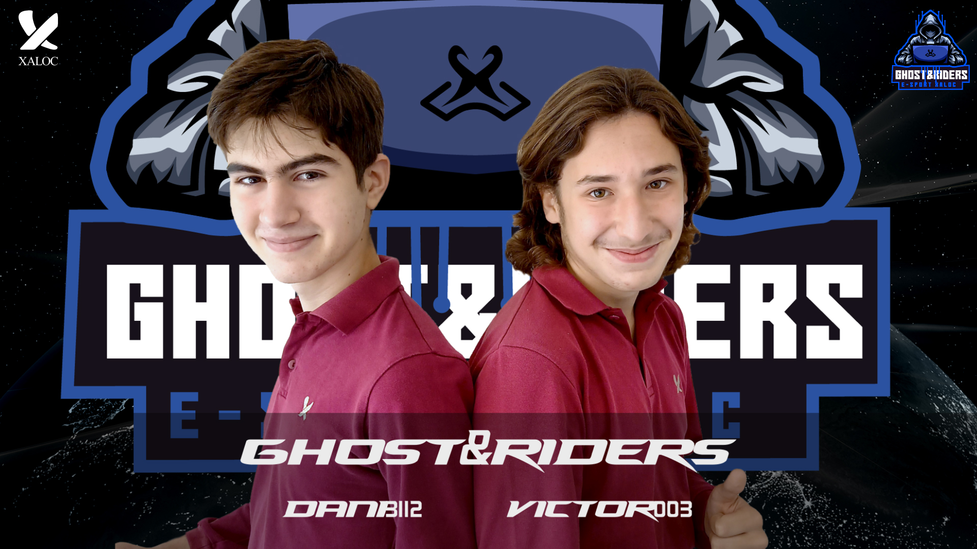 Ghost&Riders